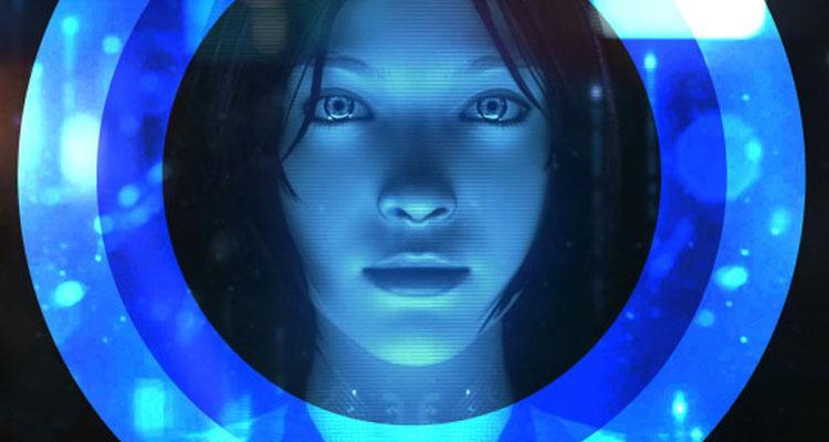 Logotipo de Cortana