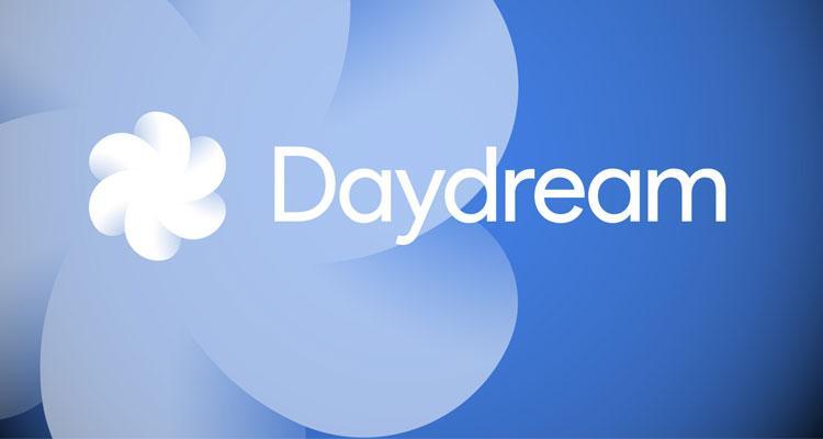 Logotipo de Daydream de Google