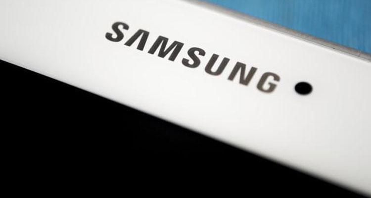 Logotipo smartphone Samsung