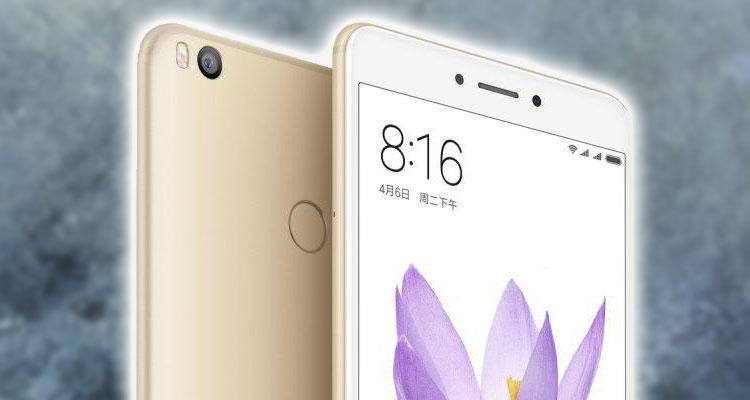 Teléfono Xiaomi Mi Max 2