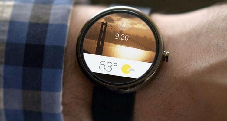 Smartwatch Moto 360 segunda generación