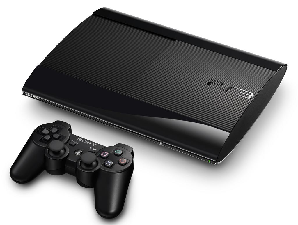 Consola PlayStation 3 con mando