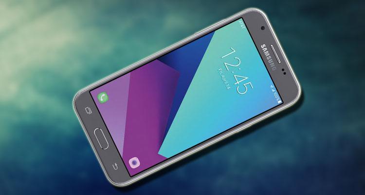 Imagen del Samsung Galaxy J3 2017