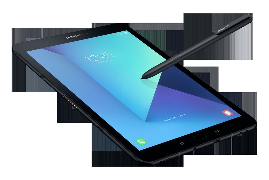 Uso de S Pen con el Samsung Galaxy Tab S3