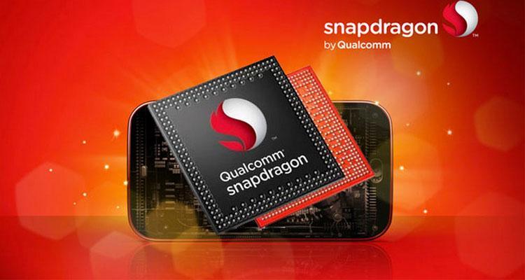 Snapdragon de Qualcomm logo