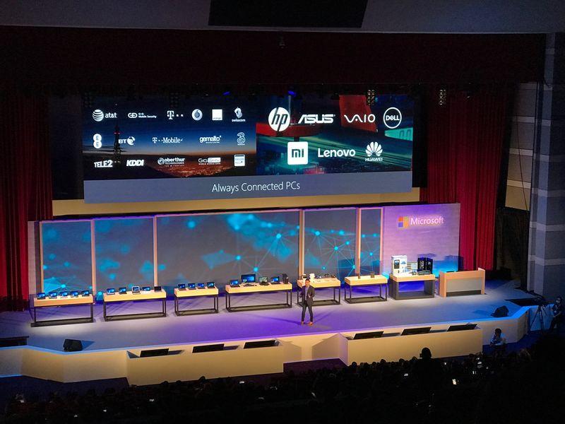Socios en la colaboración para la llegada Windows 10 y procesadores de Qualcomm
