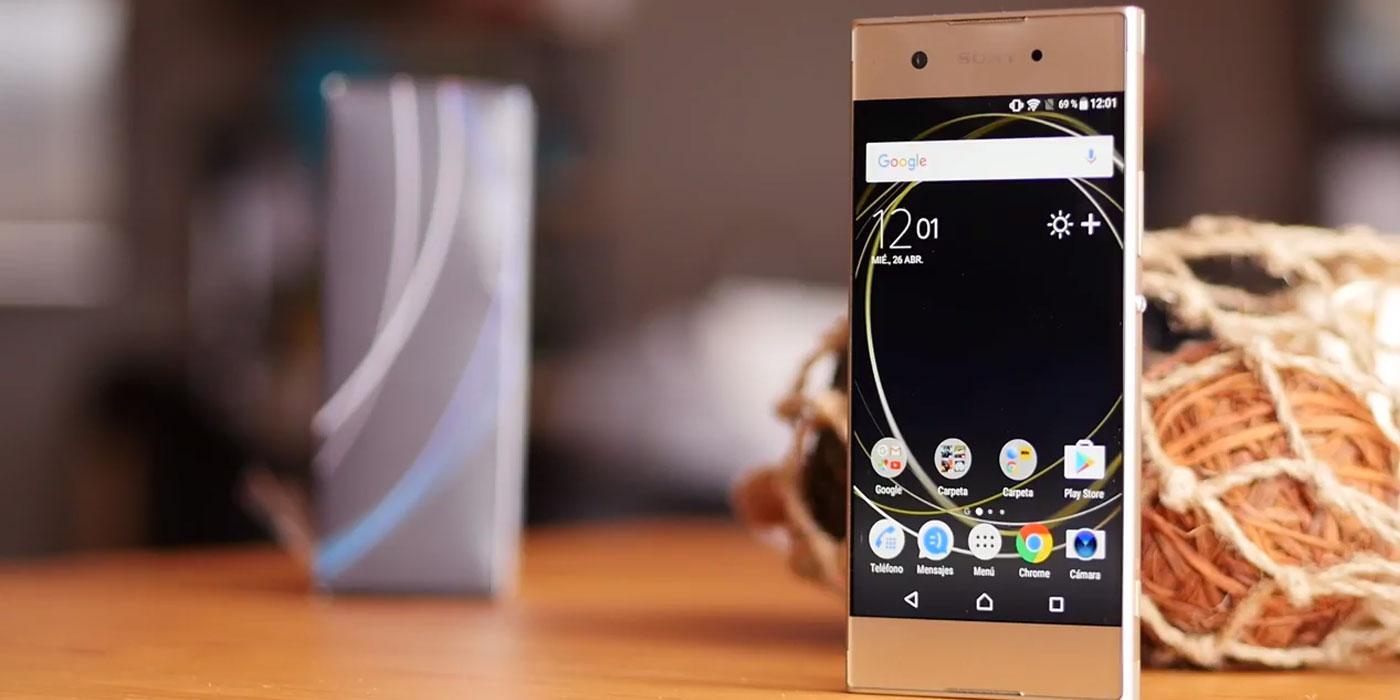Teléfono Sony Xperia XA1