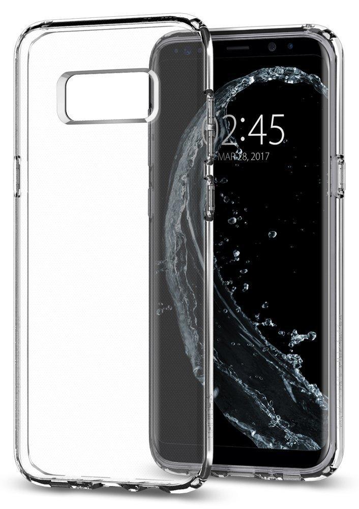 Funda Spigen Carcasa [Liquid Crystal] para el Samsung Galaxy S8