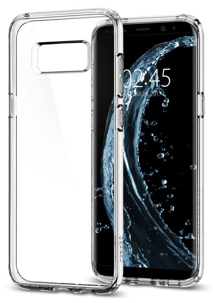 Funda Spigen Carcasa [Ultra Hybrid] para el Samsung Galaxy S8