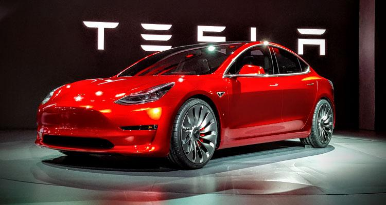 Posible diseño del Tesla Model 3