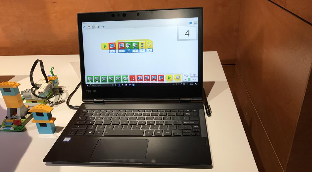 Portátil de Toshiba con Windows 10 S