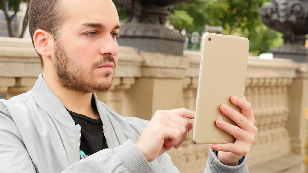 Uso del tablet Xiaomi Mi Pad 3