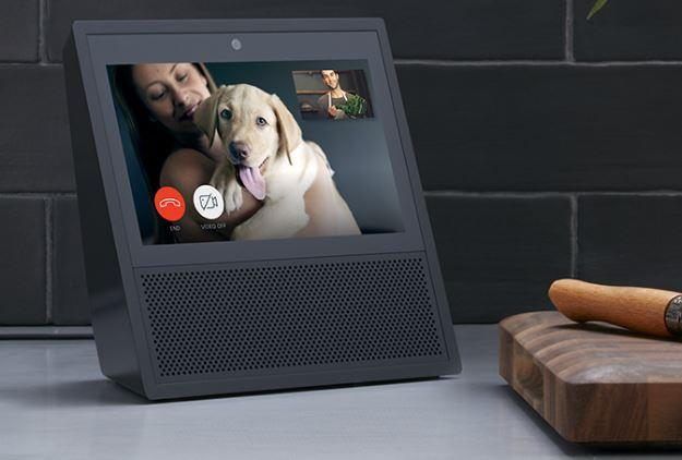 Videollamada con Amazon Echo Show
