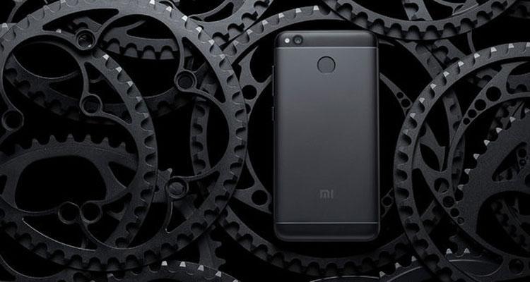 Trasera del teléfono Xiaomi Mi 4X