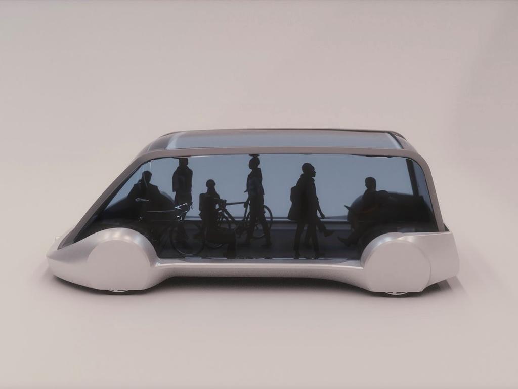 transporte subterráneo de Elon Musk