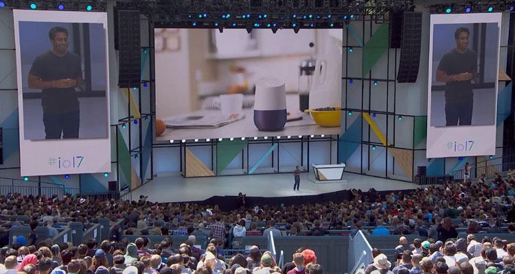 Google I/O 2017