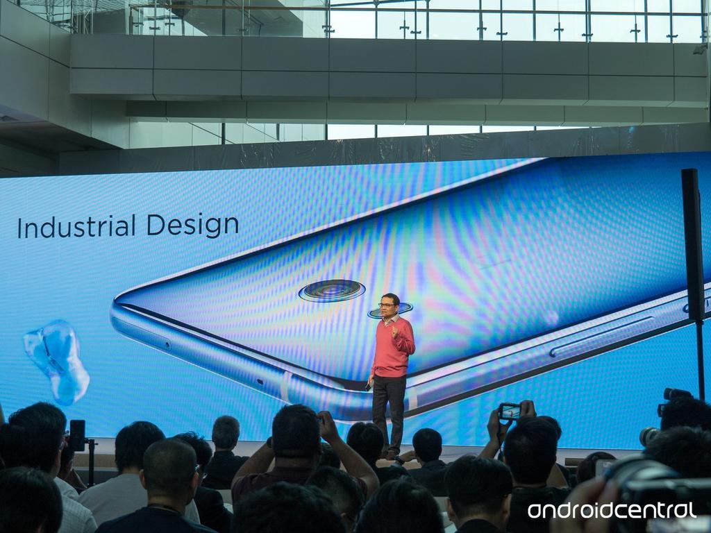 Presentación del HTC U 11