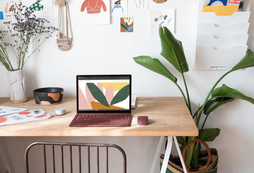 Imágenes del Surface Laptop