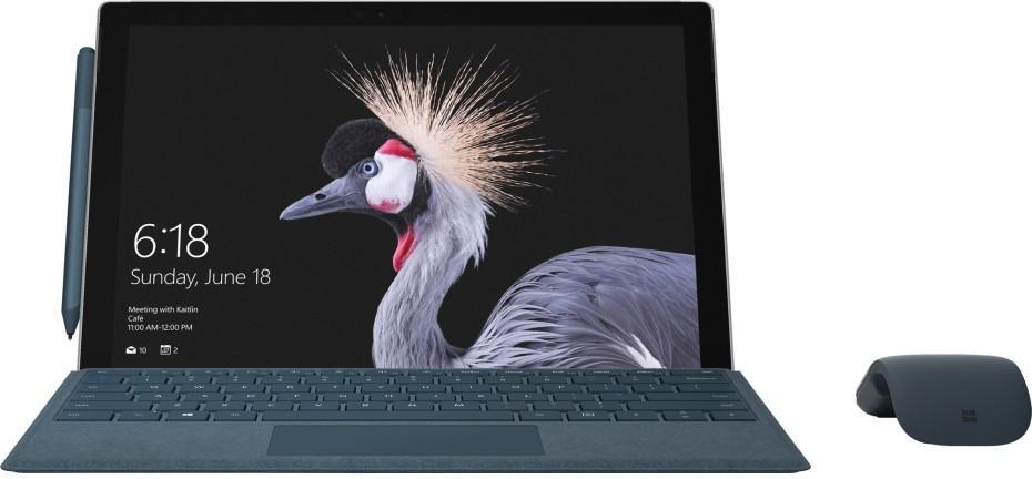 Imagen frontal del nuevo Surface Pro