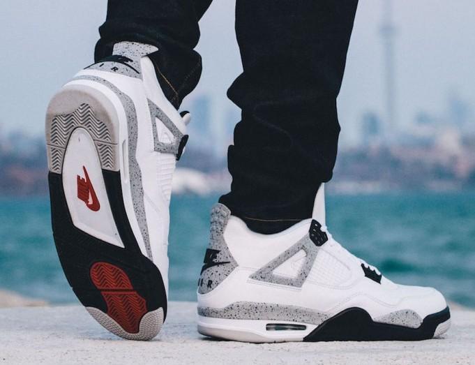 Suela de las zapatillas Nike Air