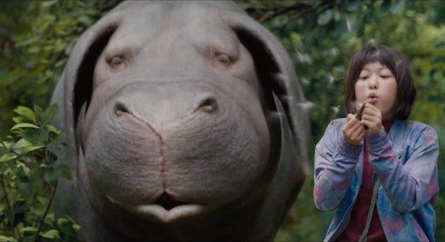 Película Okja de Netflix