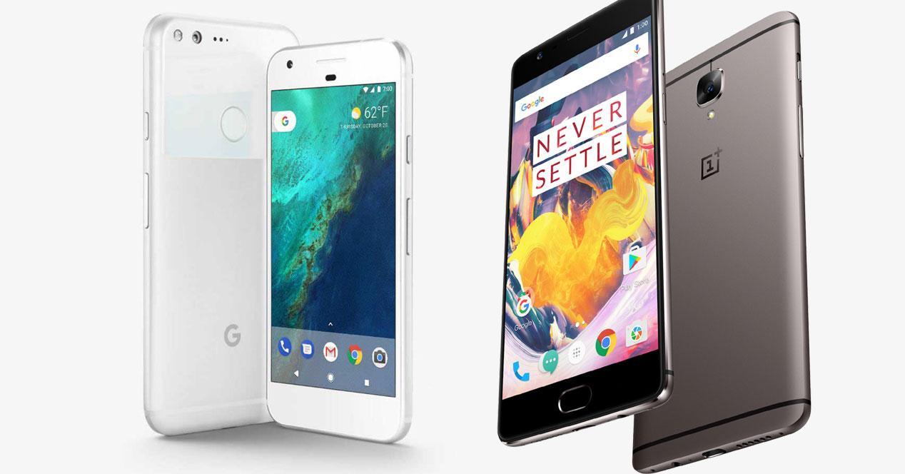 conceptos del Google Pixel 2