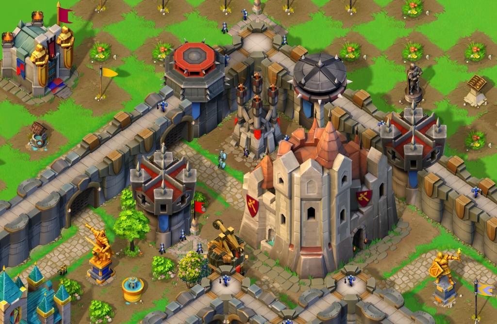 Juego Age of Empires: Castle Siege