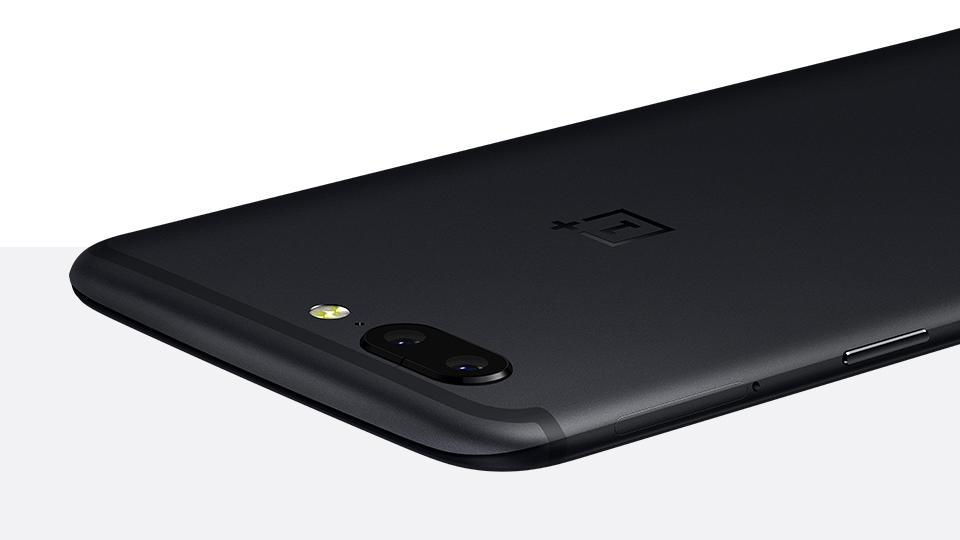 Cámara trasera del OnePlus 5