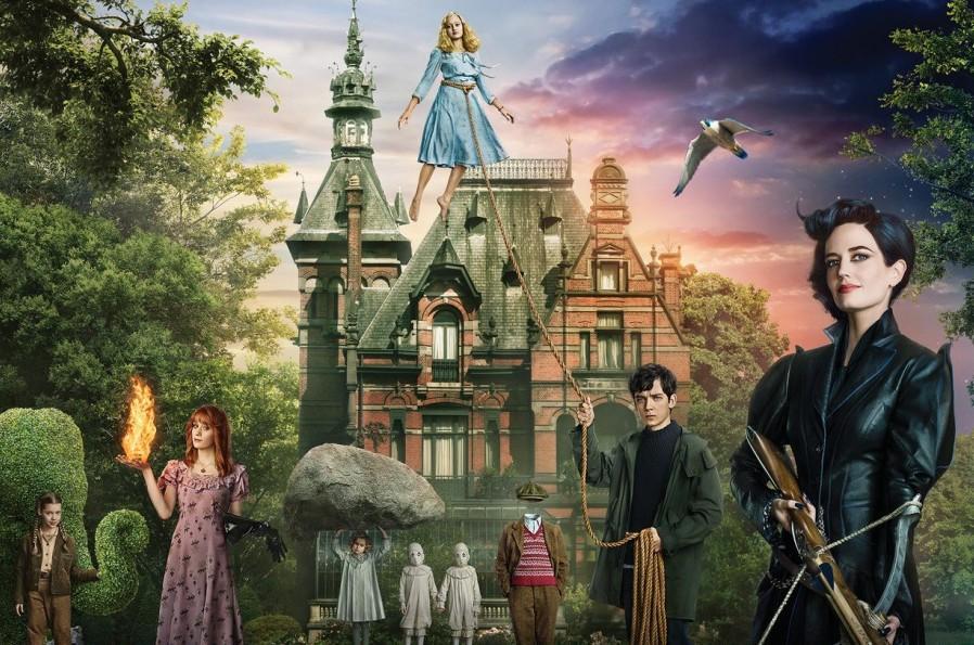 Película • El hogar de Miss Peregrine para niños peculiares en Movistar+ para julio de 2017