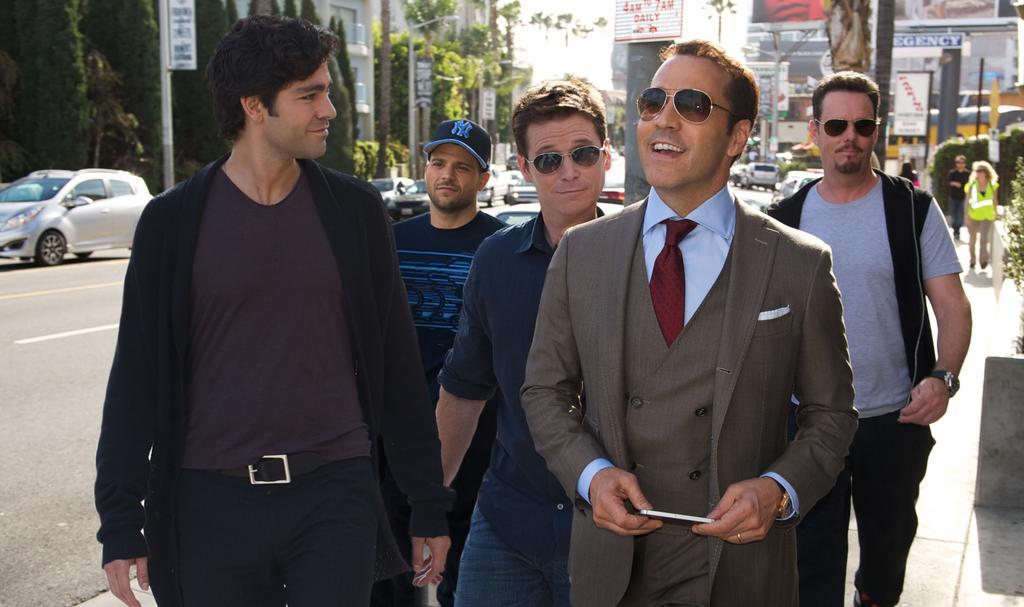 Película Entourage (El séquito) en HBO