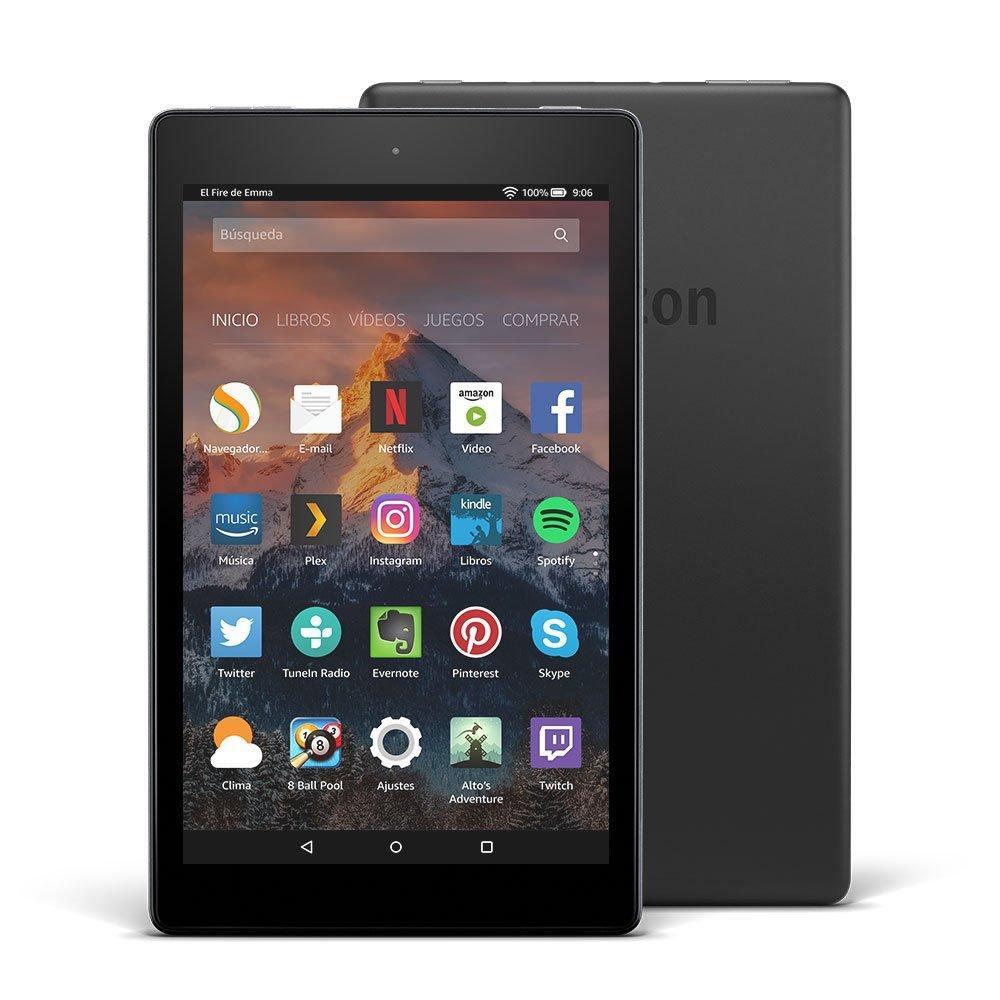 Nuevo tablet Amazon Fire HD 8