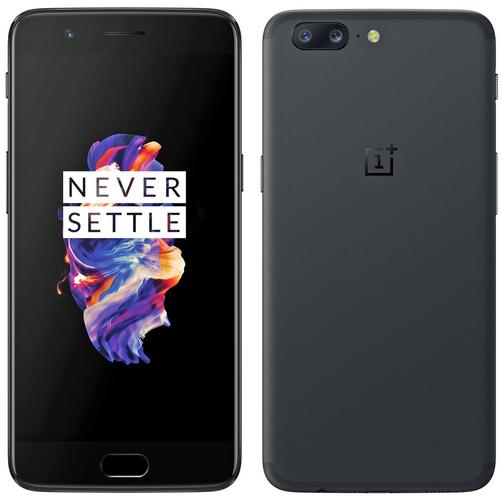 Acabado y diseño del OnePlus 5