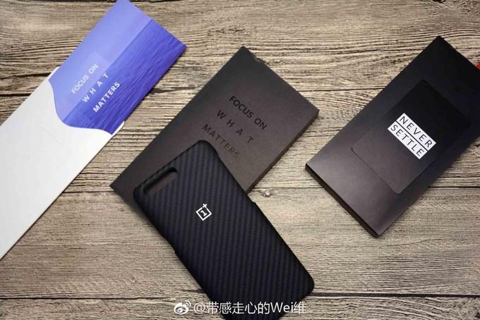 Funda del OnePlus 5
