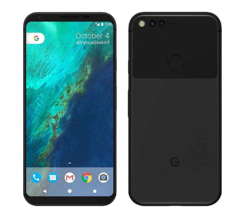 Posible Google Pixel con pantalla grande