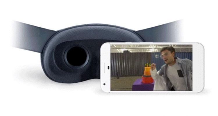 Gafas para Google VR180
