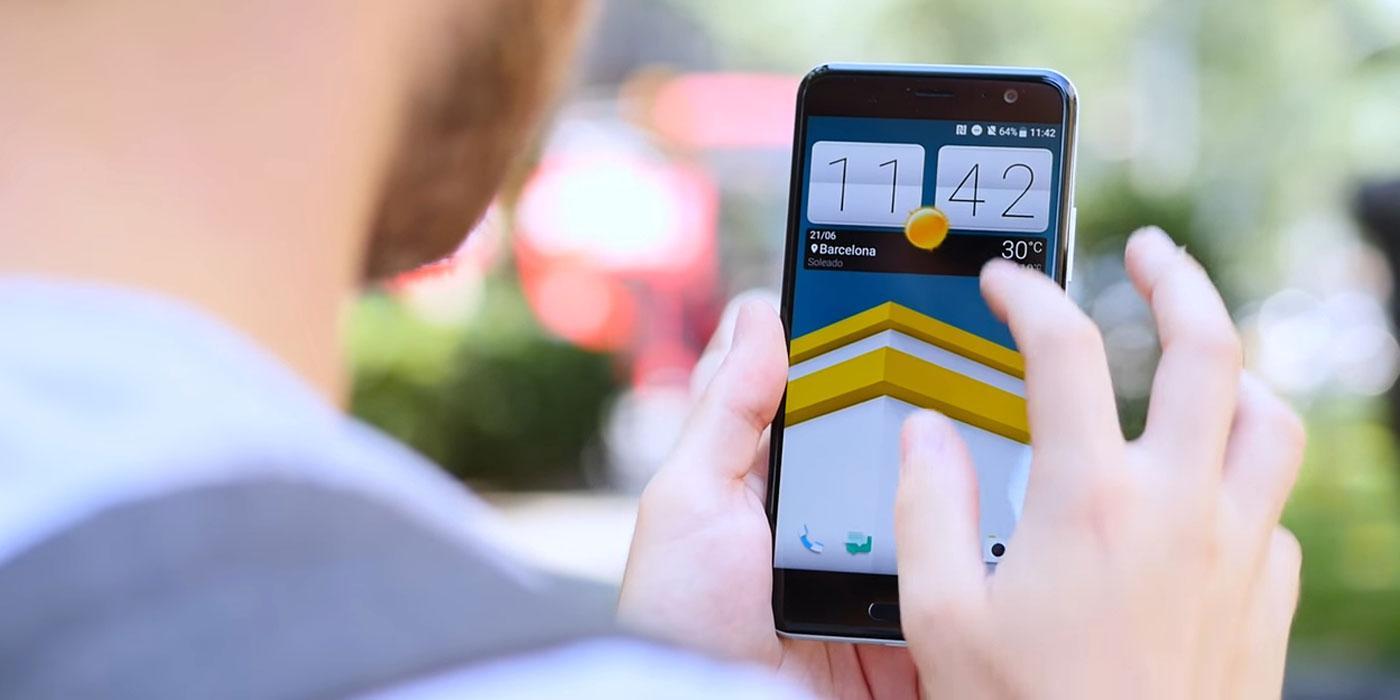 Teléfono HTC U11