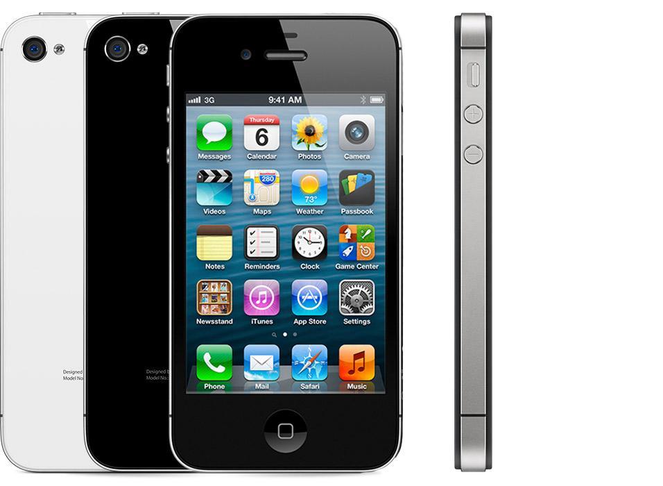 Teléfono iPhone 4s