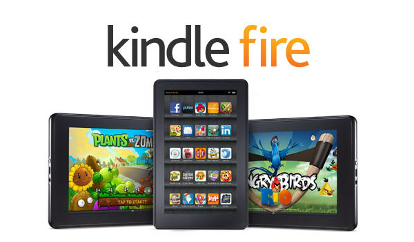Tablet Kindel Fire de Amazon