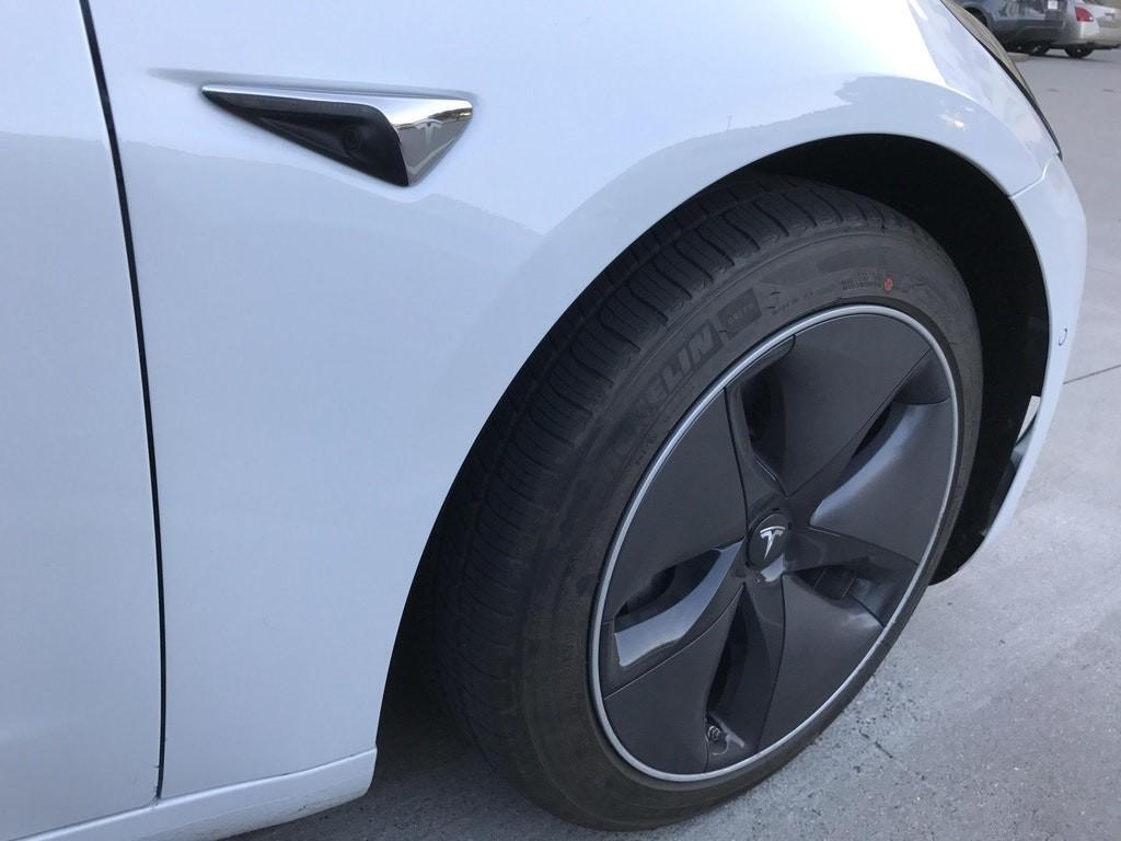 Llantas del coche Tesla Model 3