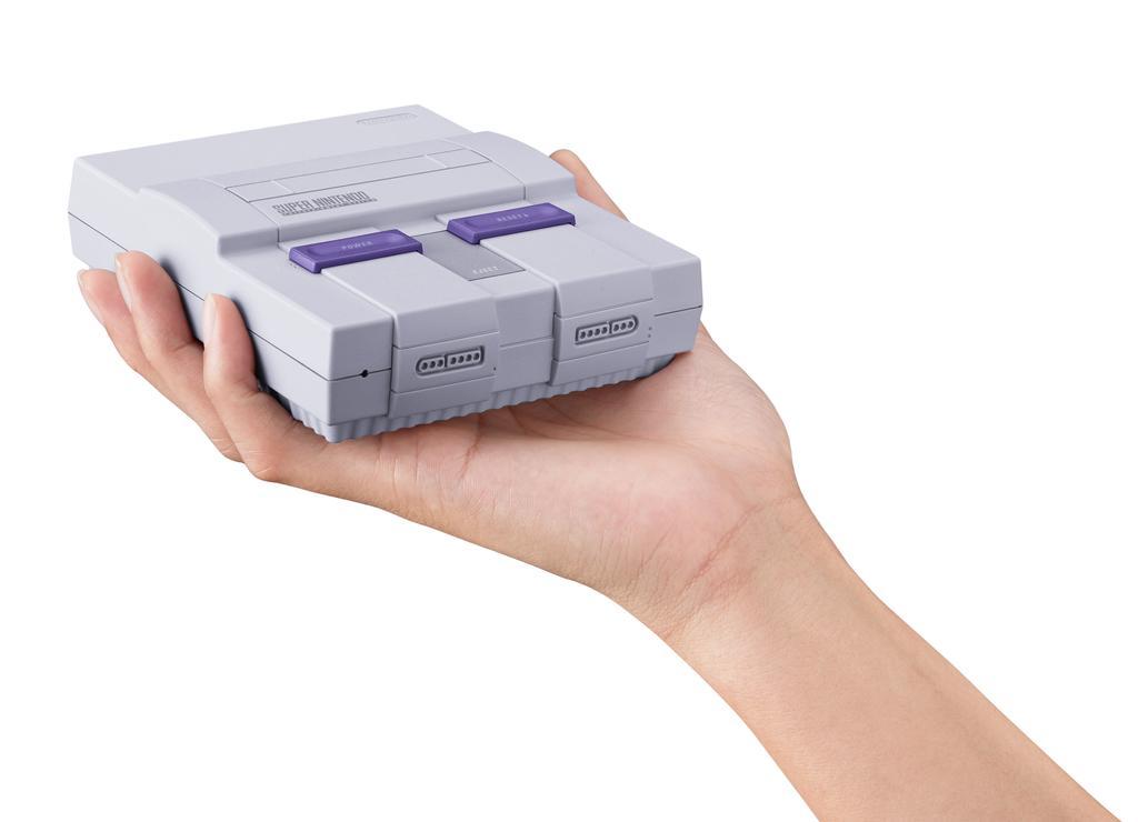 Consola SNES Classic Edition