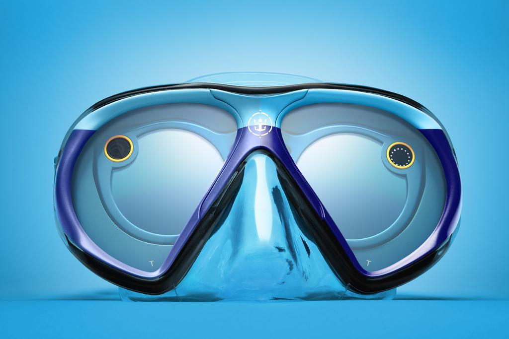 Nuevas gafas Snapchat SeaSeeker