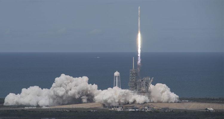 Cohete SpaceX