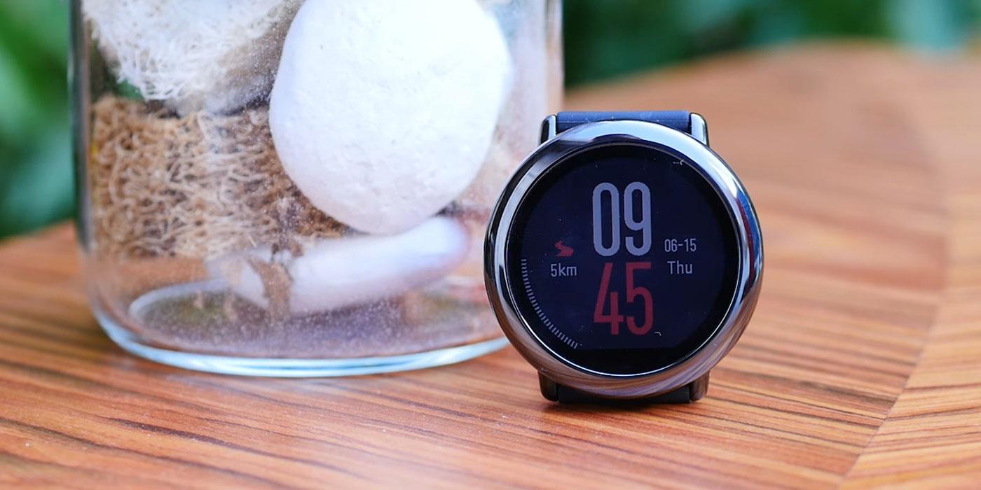 Smartwatch Xiaomi Amazfit