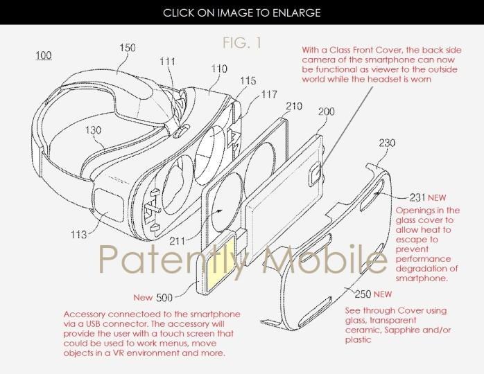 Nuevo accesorio gafas Gear VR
