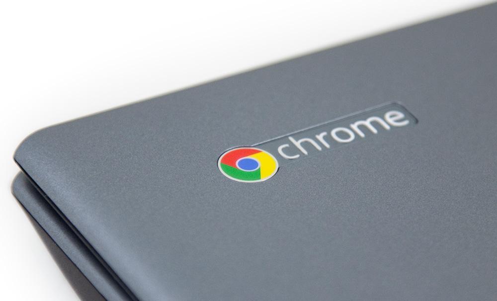 Portátil con Chrome OS