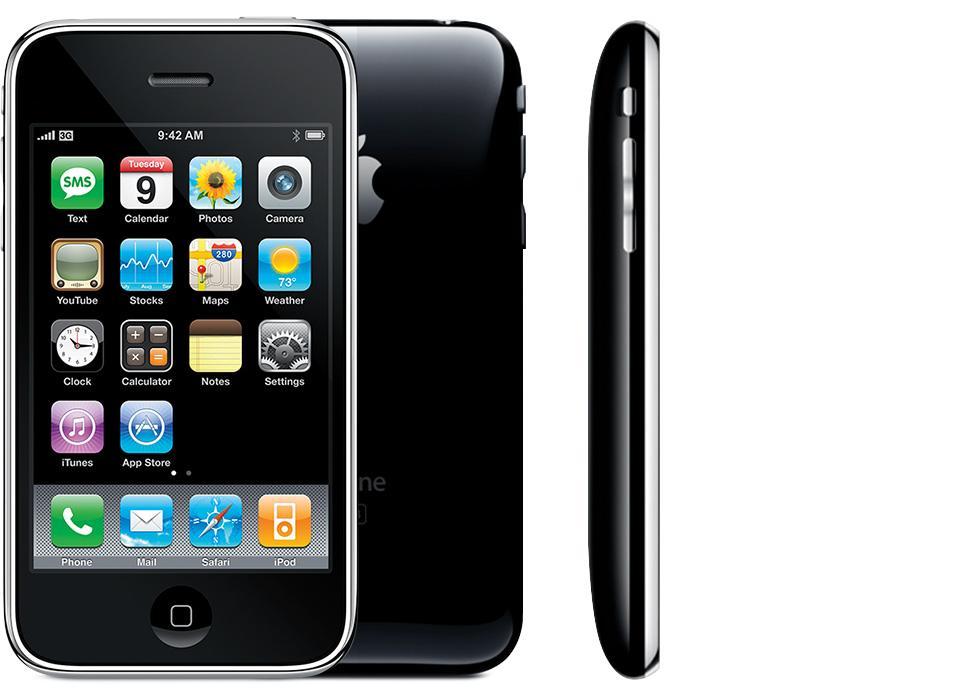 teléfono iPhone 3G