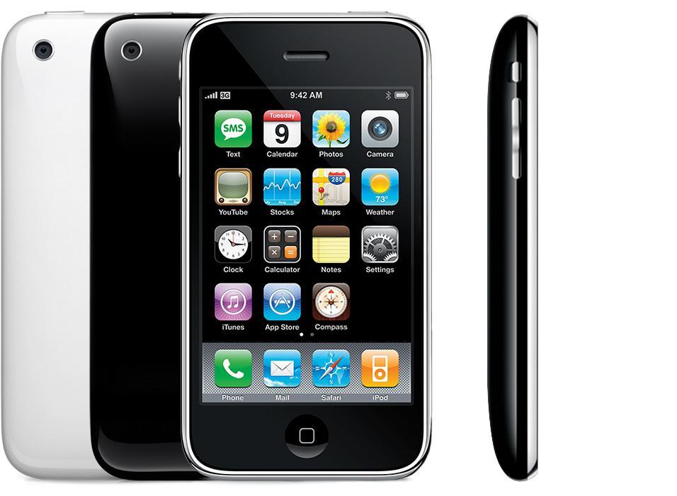 Teléfono iPhone 3GS
