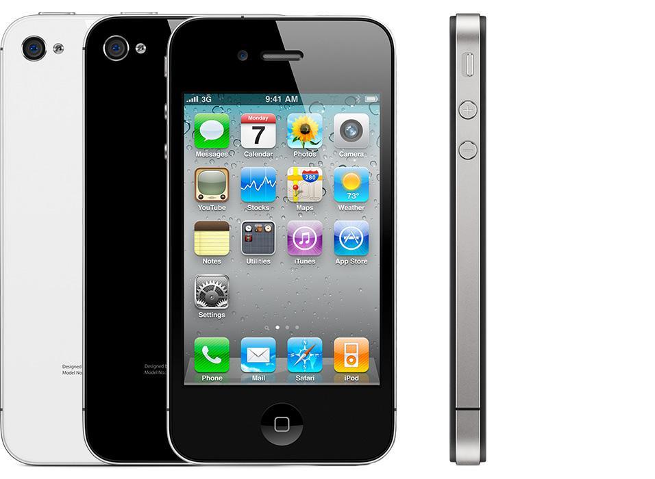 Teléfono iPhone 4
