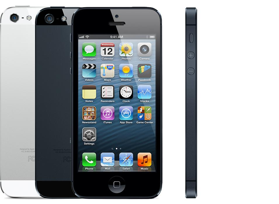 Teléfono iPhone 5