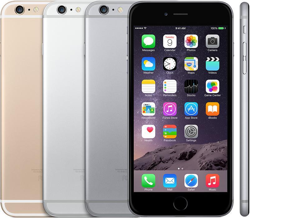 Teléfono iPhone 6 Plus